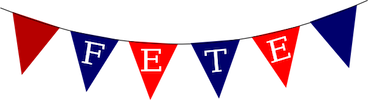 fete bunting s